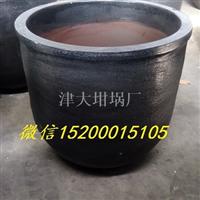 碳化硅石墨坩埚高精密制造