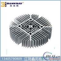 浙江散热器异型材铝管来图来样开模