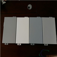 温州直供氟碳喷涂铝单板生产厂家