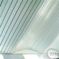 铝质铝条扣天花吊顶生产厂家