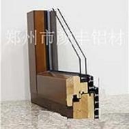 河南生产加工铝木复合铝型材