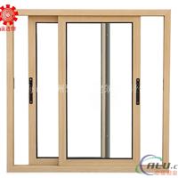 隔热GL117推拉窗铝材生产厂家