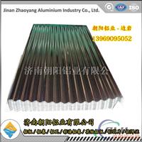 瓦楞铝板850mm有效宽度 850型铝瓦板