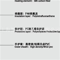 发热电缆生产厂家【碳纤维发热线】