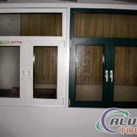 供应注胶穿条隔热断桥门窗幕墙铝型材
