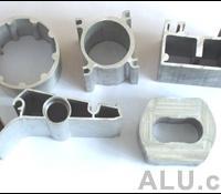 铝棒、铝管、铝型材、铝丝等工业型材