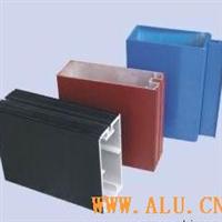 铝型材+氧化着色+门窗+超薄灯箱+屏风\高隔断+工业异形