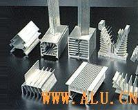 工业铝材+工业异形+抛光染色+深加工铝型材